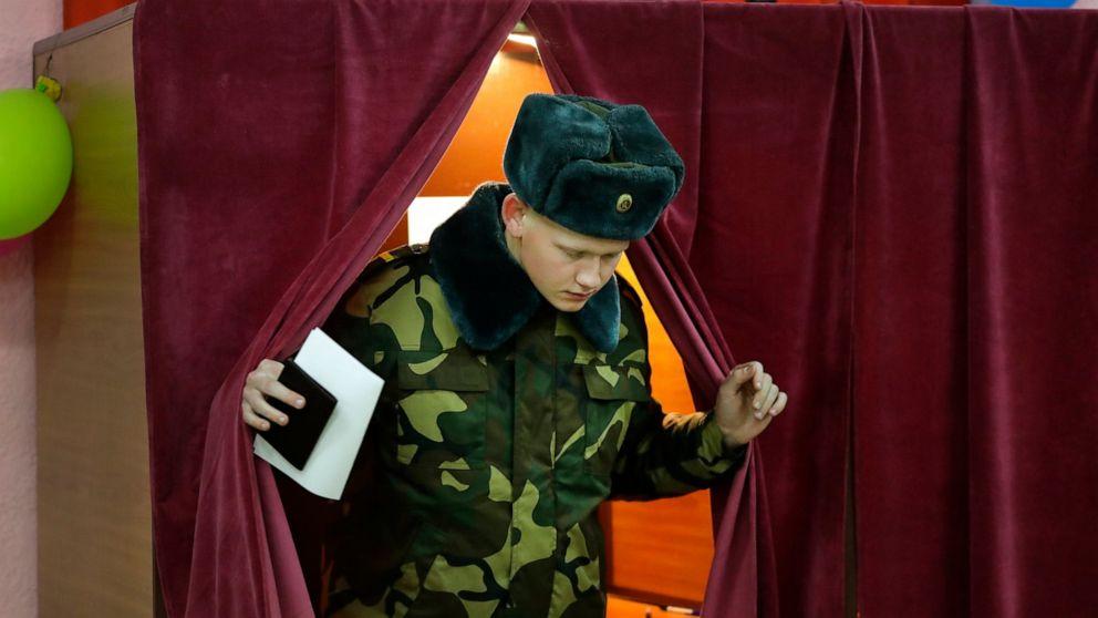 Belarus vote set to extend control of strongman Lukashenko thumbnail