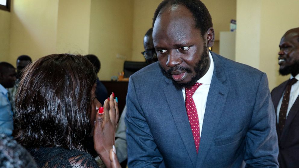 Prominent South Sudan activist released from prison thumbnail