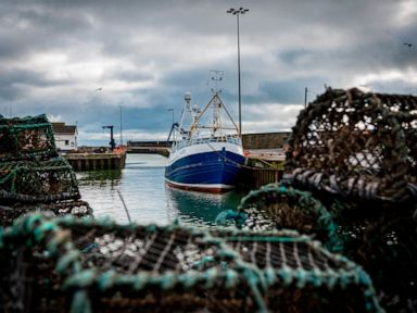 Fishing holds key to Brexit trade deal as talks drag on
