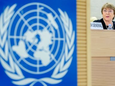 UN rights chief: Relatives of ex-IS fighters should go home