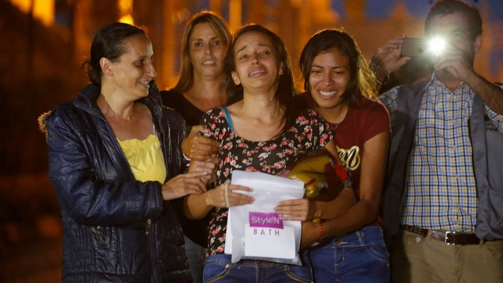 Venezuela frees musician jailed after blasting government
