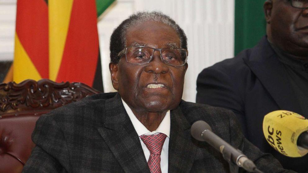 Robert Mugabe, who ruled Zimbabwe for 37 years, dies at 95