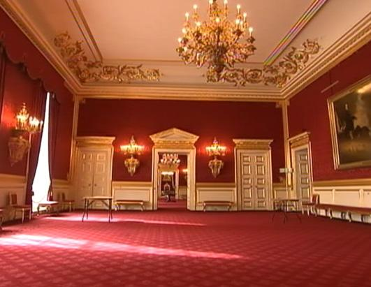 St James Palace Rooms Picture Queen Elizabeth Ii Renting In For London Olympics Abc News