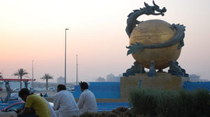 EAST MEETS MIDDLE EAST AT THE DUBAI DRAGONMART