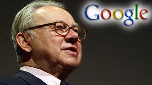 German Media Mogul, Hubert Burda, Takes On Google News