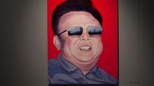 North Korea Artist Sunmu