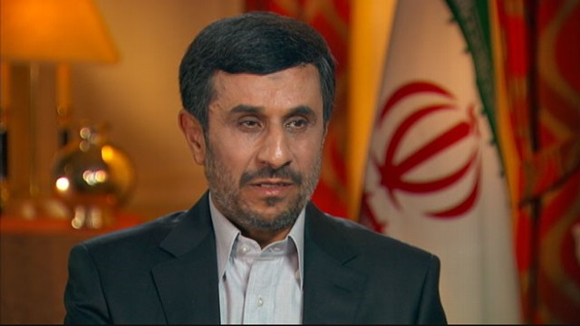 VIDEO: Part 3 of George Stephanopoulos exclusive interview with the Iranian president.