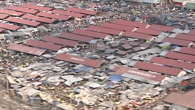VIDEO: ABC News David Muir and Matt Gutman revisit the devastated country.