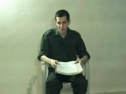 VIDEO: Hamas release video of capture soldier Gilad Shalit.