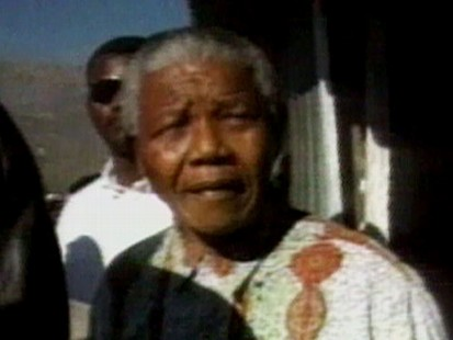 VIDEO: Thabo Mbeki is voted in as South Africas next president.