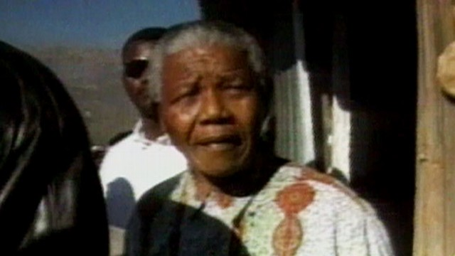VIDEO: Thabo Mbeki is voted in as South Africa's next president.
