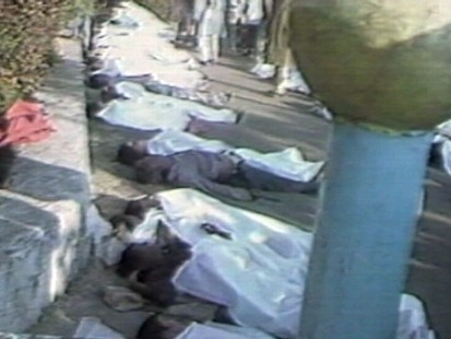 Video: 25th anniversary of fatal Bhopal, India gas leak.