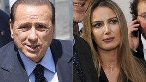 Berlusconis Bedroom: Ex Model Claims to Have Secret Tapes