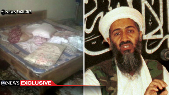 PHOTO: An exclusive look inside the Pakistani mansion where Osama bin Laden was killed by US forces in Abbottabad, Pakistan, May 2, 2011.