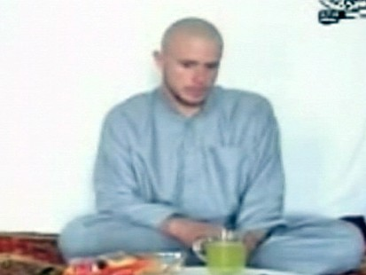 VIDEO: Taliban Video Shows Captured U.S. Soldier