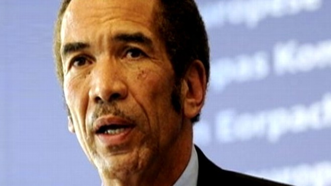 Video: Botswana President says hes looking for love.