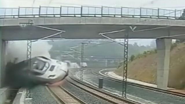 At Least 78 Dead in Spain Train Derailment, Worst in 4 Decades