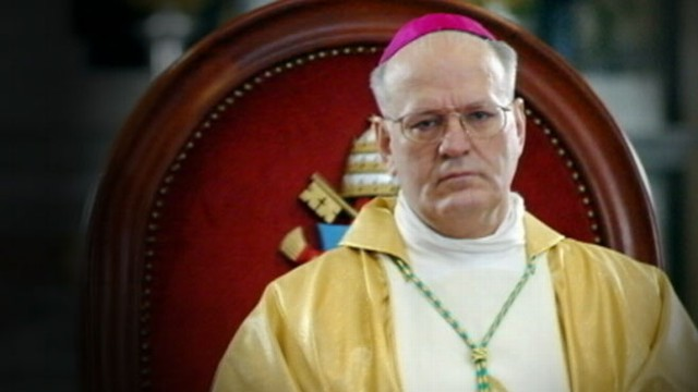 VIDEO: The 60-year-old Hungarian is president of the Council of the Bishops' Conferences of Europe.