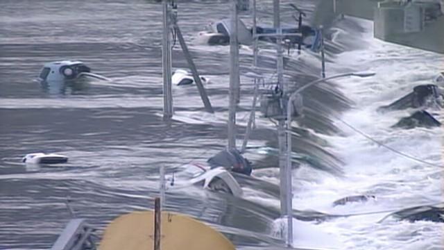 Tsunami Destruction