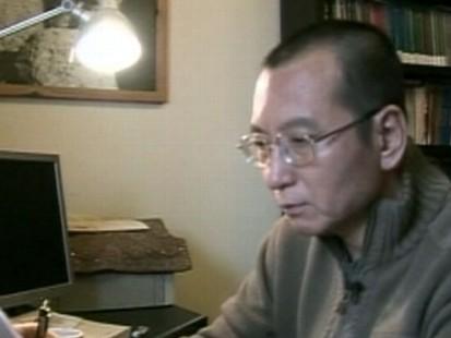 VIDEO: China condemns Liu Xiaobos Nobel award, calling it blasphemy.