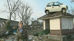 PHOTO Sendai: Amidst the Destruction