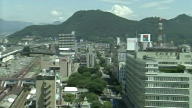 PHOTO: Strong Earthquake Rattles Tsunami-Weary Japan