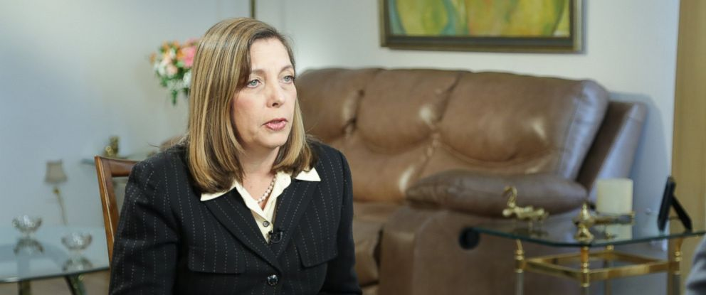 PHOTO: Josefina Vidal, Cuban diplomat leading normalization talks, sits down exclusively with Jim Avila following second round.