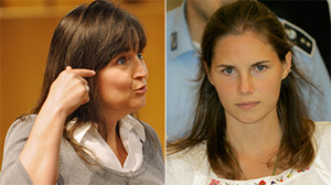 Edda Mella, mother of Amanda Knox, scheduled to testify during her daughters trial.