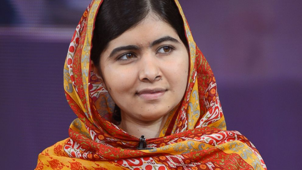 Malala Yousafzai Was At School When She Won Nobel Peace Prize Abc News