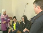 PHOTO: ABC News Terry Moran visits Christian Syrians who fled to Beirut after they say Muslim fundamentalists forced them from their villages. They say they no longer support the rebellion.