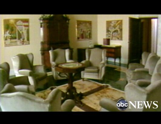 An Inside Look At The Papal Apartments Where Does Pope Sleep Photos Abc News