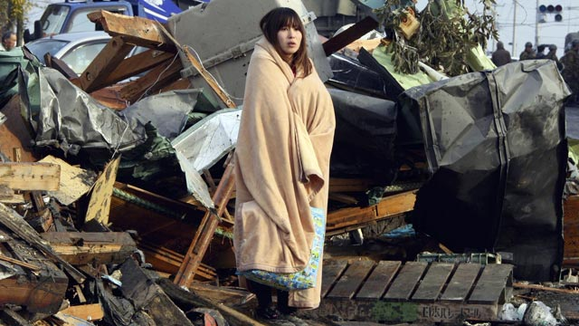 Japanese Tsunami Survivors Then And Now Abc News