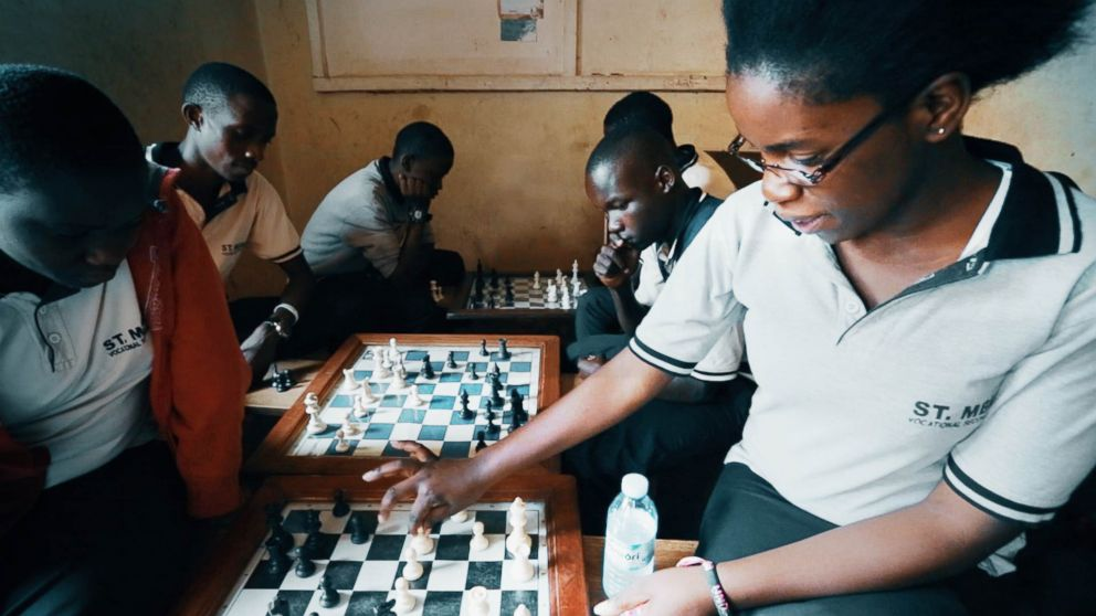 Phiona Mutesi, 'Queen of Katwe,' Rises From Uganda Slums to Become