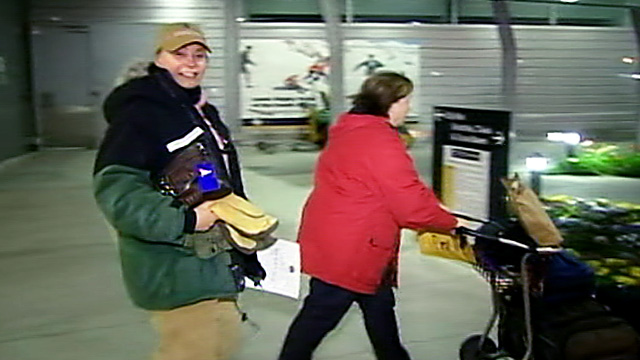 PHOTO:Renee-Nicole Douceur, who suffered an apparent stroke at the South Pole in the dead of winter, landed at a New Zealand airport after an emergency evacuation, Oct. 17, 2011.