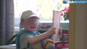 Artyom Savelyev, Returned to Russia by His Adoptive Mother, Gets Presents in the Hospital