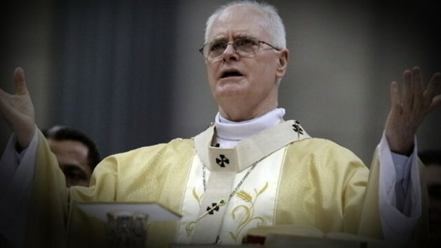 VIDEO: The German-Brazilian, 63, is the archbishop of Sao Paolo.