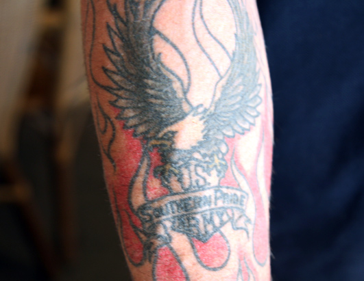 Photos Tattoos In The Military Photos Abc News