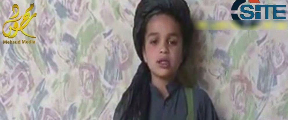 PHOTO: The Pakistani Taliban releases video of child describing terror groups rationale for violence.