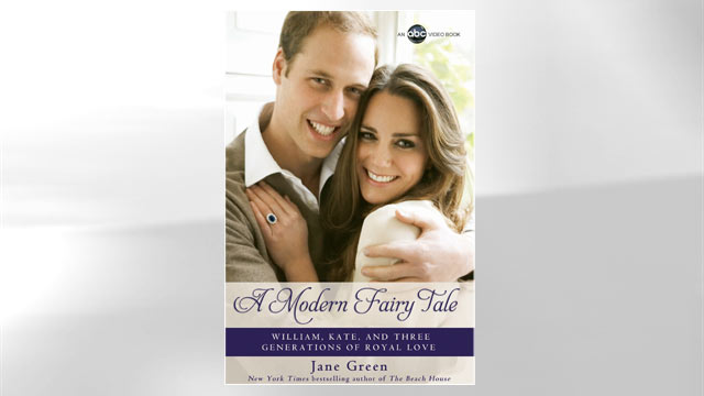 PHOTO:ABC News launches royal wedding video book, A Modern Fairy Tale: William, Kate, and Three Generations of Royal Love
