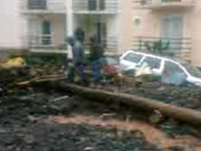 VIDEO: 42 people are confirmed dead on the Portuguese vacation island of Madeira.