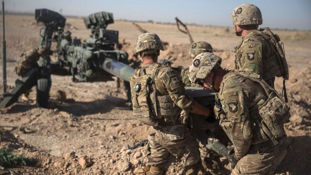 Why is the US still in Afghanistan? - ABC News