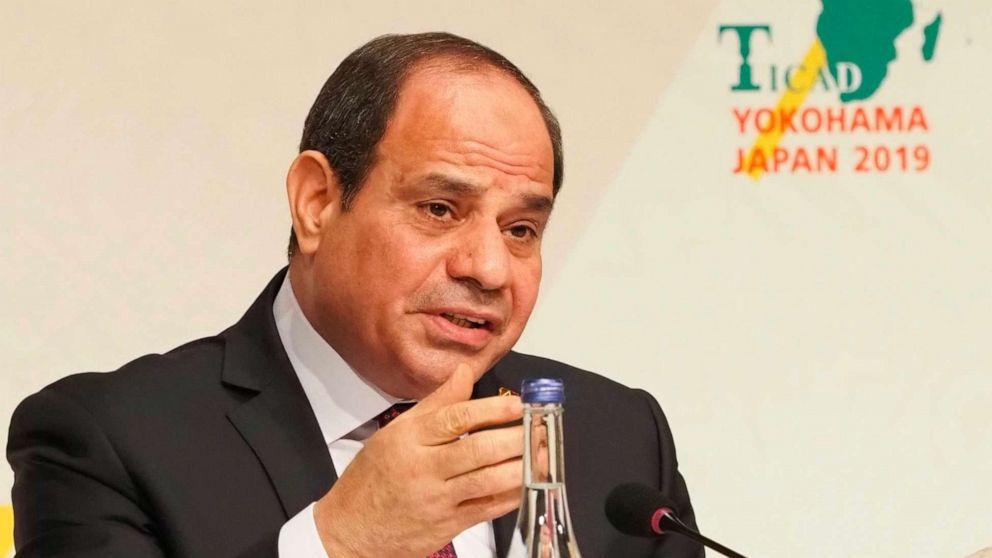 US-amerikanische ägyptische Aktivist, sagt Bruder