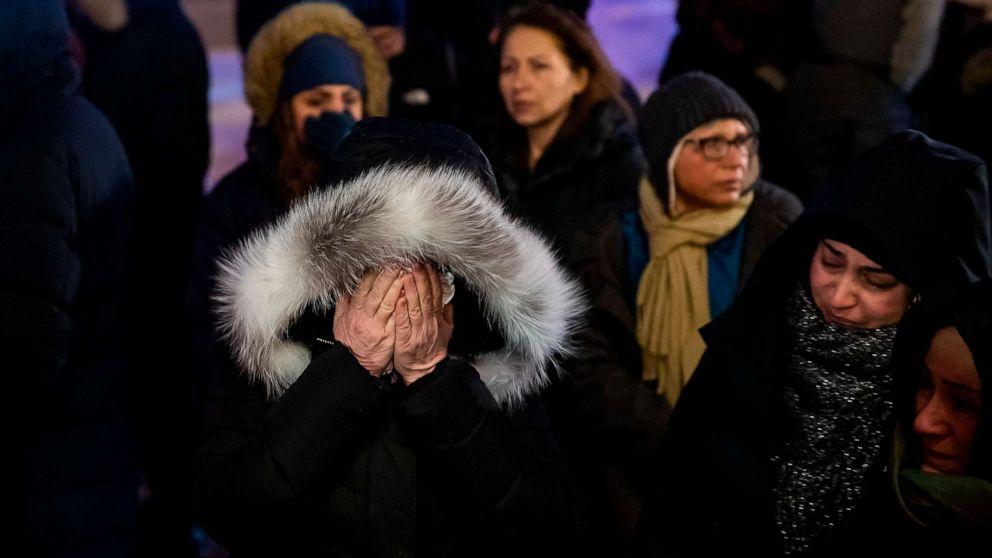 alberta memorial hpMain 20200111 040033 16x9 992 - San Diego student among close-knit Iranian-Canadians killed in Ukrainian plane crash