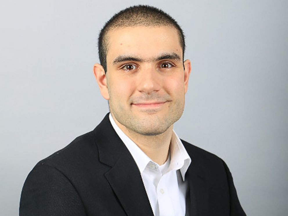 PHOTO: Alek Minassian, 25, has been identified by Toronto police as the suspect who allegedly killed 10 people in a van attack, April 23, 2018.