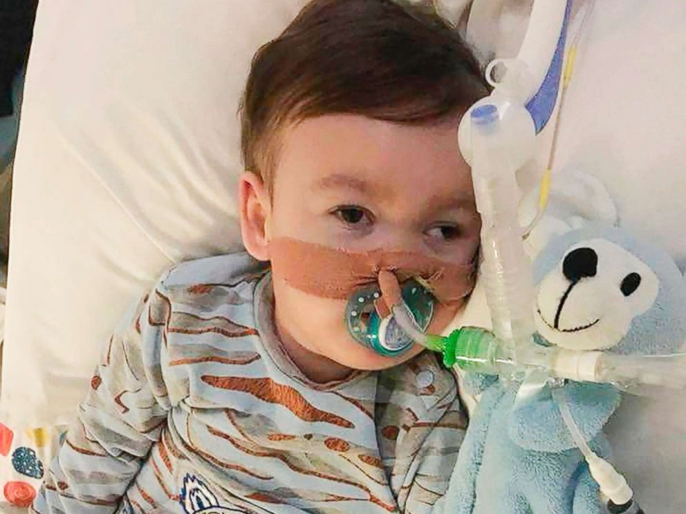Alfie Evans is 'still fighting' says father