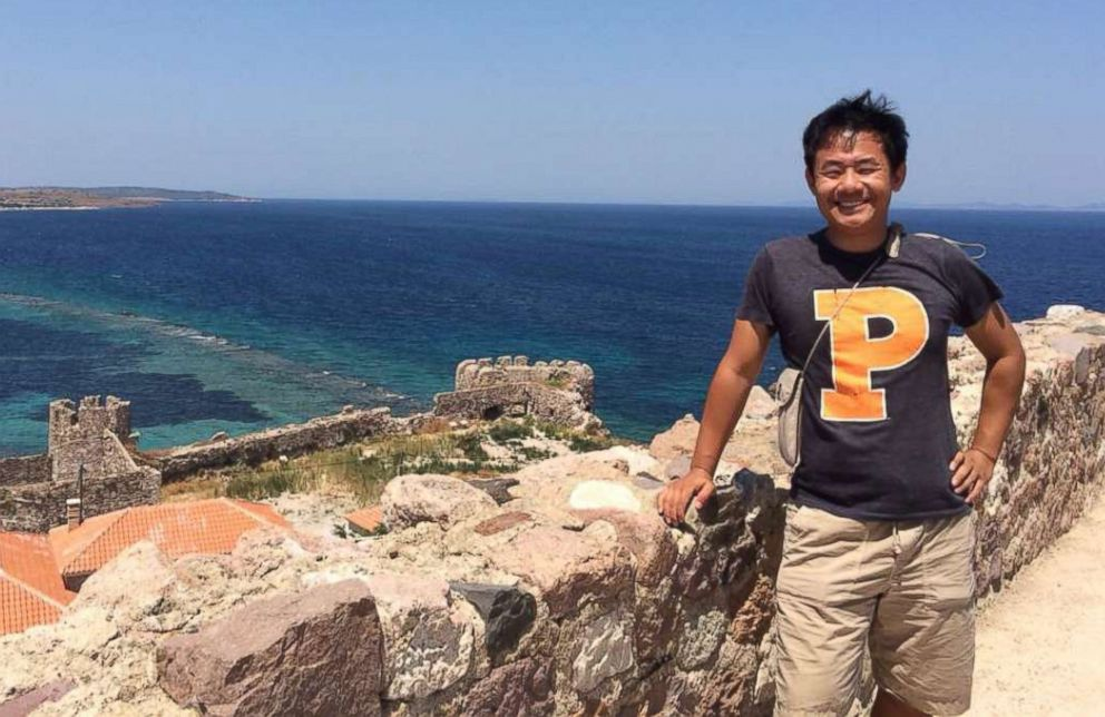 PHOTO: Xiyue Wang, an American citizen and Princeton University Ph.D. student, is being detained by Iran while he was conducting research in the country.