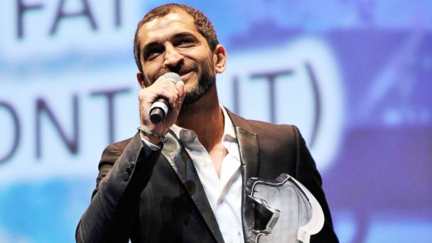 'Syriana' actor says he was threatened with military prison in Egypt over critical views
