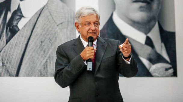 'There is another Mexico now': Country's new president reflects on challenges ahead