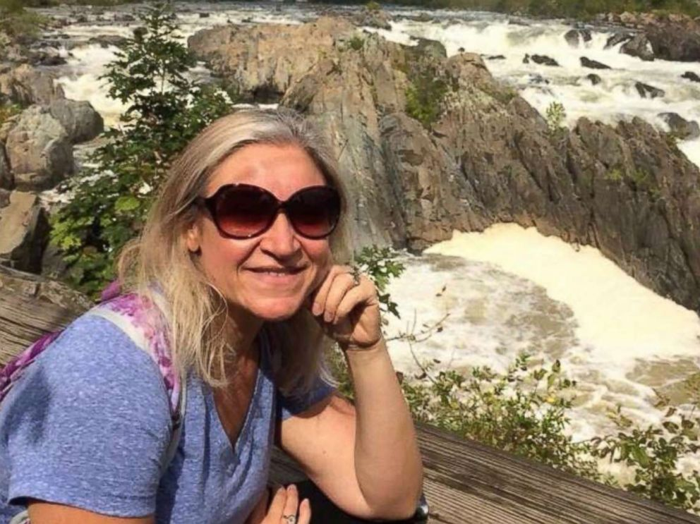 PHOTO: Pictured is Anna Behar, 46, who died in a bus crash in Mexico, Dec. 19, 2017.