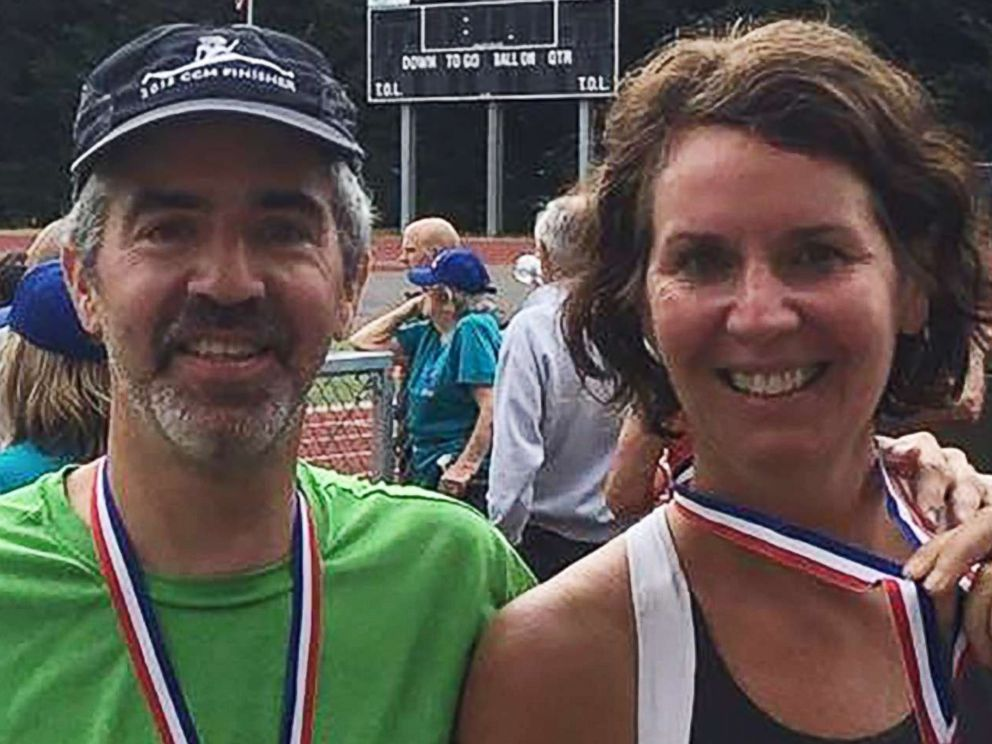 PHOTO: An undated photo of Andy Fitz, 51, and Jody Fitz, 51, Americans who were killed in a tour bus crash in Mexico, Dec. 19, 2017.